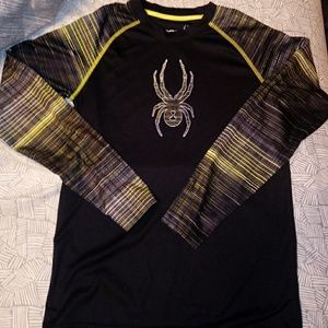 Boys Spyder Shirt